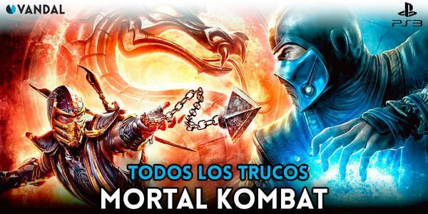 Trucos de Mortal Kombat para PS3