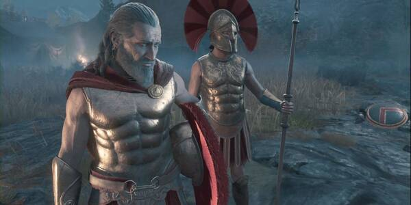 Prólogo en Assassin's Creed Odyssey - Misión principal