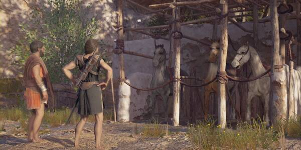 Hora de cobrar las deudas en Assassin's Creed Odyssey - Misión principal