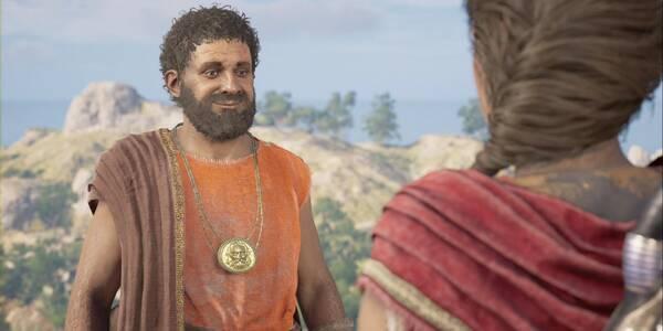 Ojo por ojo en Assassin's Creed Odyssey - Misión principal