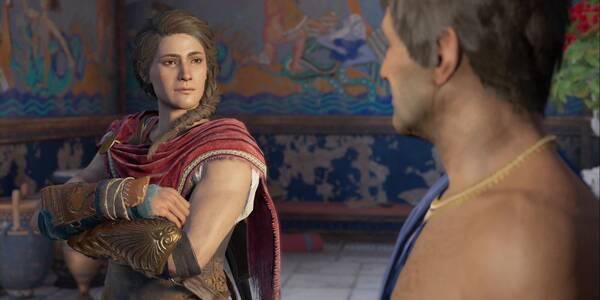 Echarse a la mar en Assassin's Creed Odyssey - Misión principal