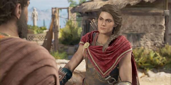 Visitantes indeseados en Assassin's Creed Odyssey - Misión principal