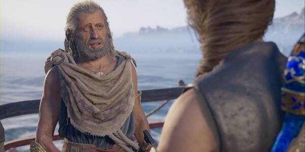Se busca personal en Assassin's Creed Odyssey - Misión principal
