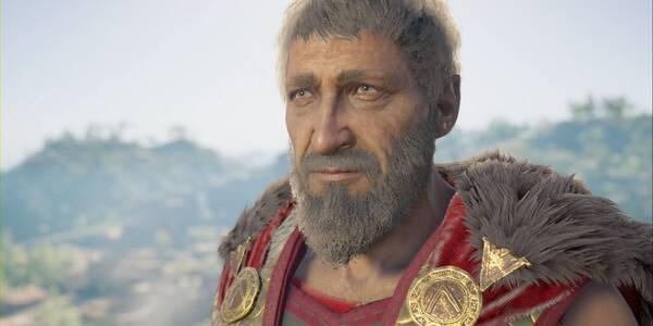 El Lobo de Esparta en Assassin's Creed Odyssey - Misión principal