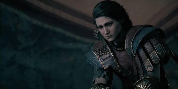 La serpiente en la hierba en Assassin's Creed Odyssey - Misión principal