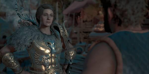 Héroes de la arena en Assassin's Creed Odyssey - Misión secundaria