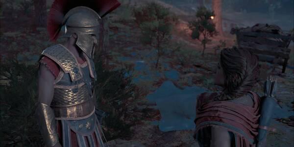 Racionamiento en Assassin's Creed Odyssey - Misión secundaria