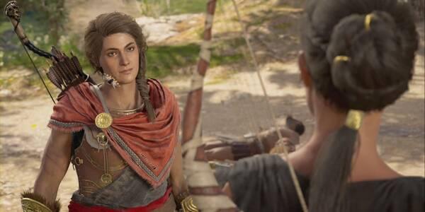 La verdadera historia en Assassin's Creed Odyssey - Misión secundaria