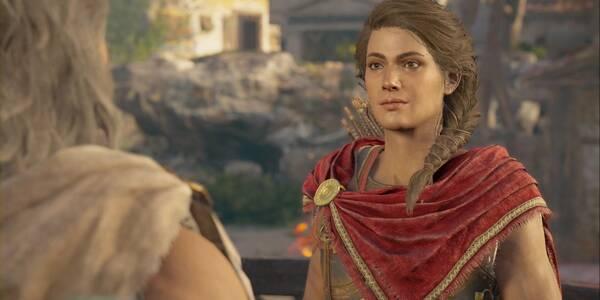 Sin tripulación en Assassin's Creed Odyssey - Misión secundaria