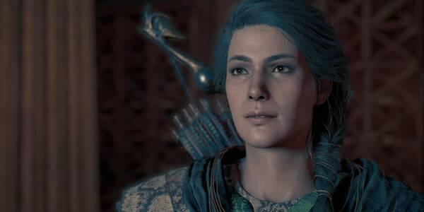 El petirrojo y el martín pescador en Assassin's Creed Odyssey - Misión secundaria