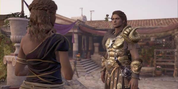 Por los hados en Assassin's Creed Odyssey - Misión secundaria