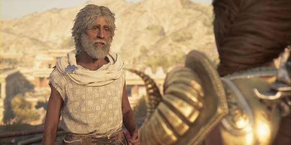 Flores para los muertos en Assassin's Creed Odyssey - Misión secundaria