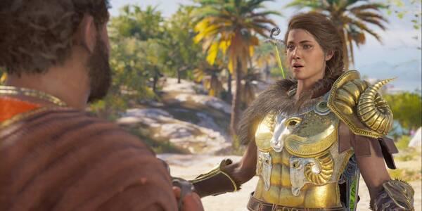 Viejos amigos, mismos problemas en Assassin's Creed Odyssey - Misión secundaria