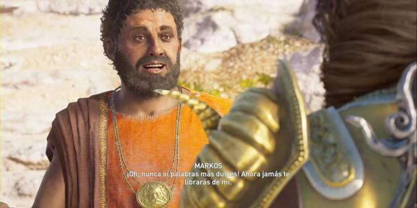 No quedan leyendas en Assassin's Creed Odyssey - Misión secundaria