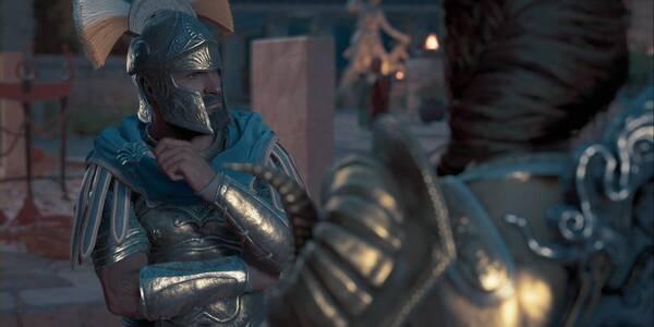 El guerrero sabio en Assassin's Creed Odyssey - Misión secundaria