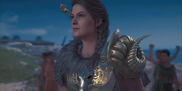 Corazón de piedra en Assassin's Creed Odyssey - Misión secundaria