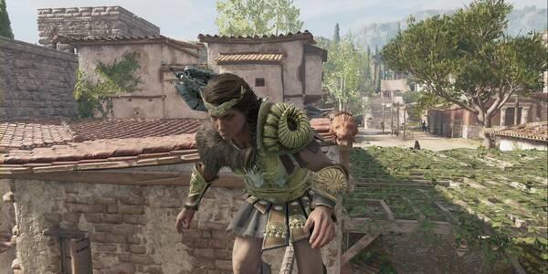 Tened fe en Assassin's Creed Odyssey - Misión secundaria