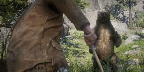 TODOS los Animales Legendarios de Red Dead Redemption 2 - LOCALIZACIÓN