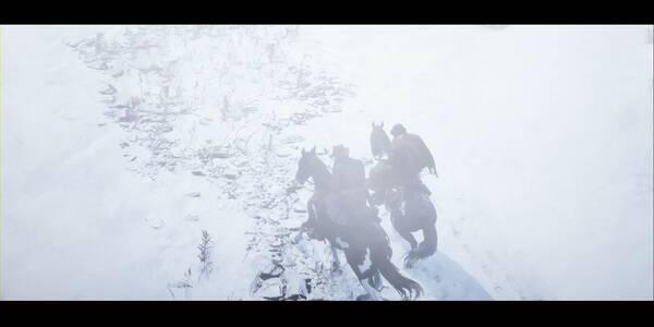 Entra, perseguido por un recuerdo en Red Dead Redemption 2 - Misión principal