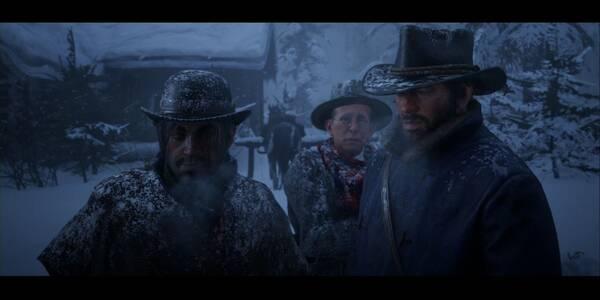La consecuencia del Génesis en Red Dead Redemption 2 - Misión principal