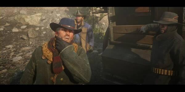 Hacia el este en Red Dead Redemption 2 - Misión principal