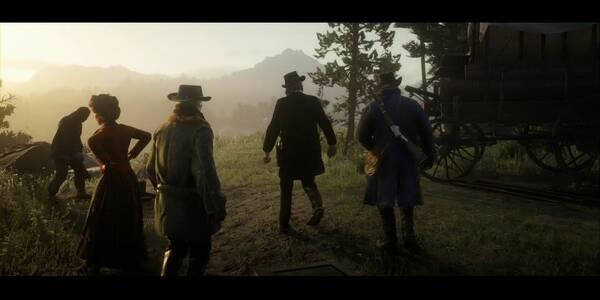 El que esté libre de pecado en Red Dead Redemption 2 - Misión principal