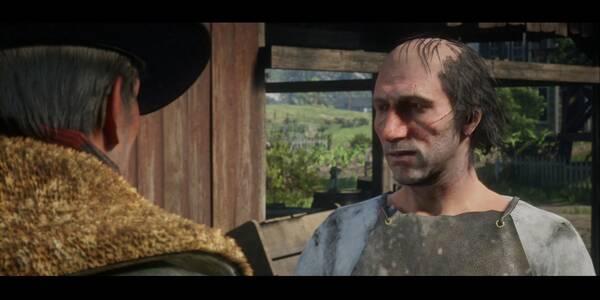Las columnas de América - Misión principal en Red Dead Redemption 2