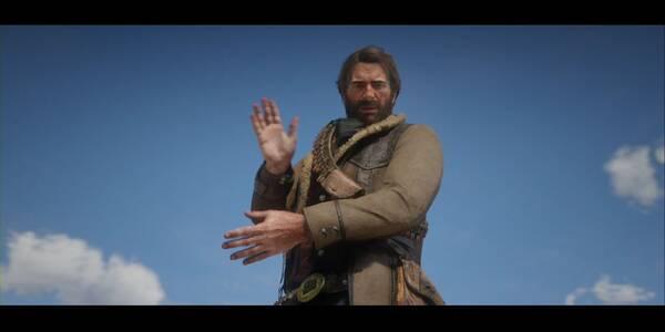 Sociedad educada, estilo Valentine en Red Dead Redemption 2 - Misión principal