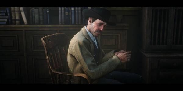 Aceite de serpiente bueno y auténtico en Red Dead Redemption 2 - Misión principal