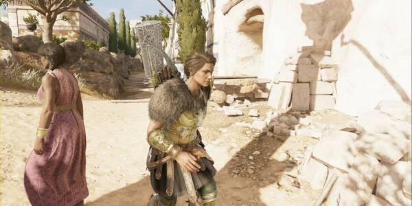 La caza del lelo en Assassin's Creed Odyssey - Misión secundaria