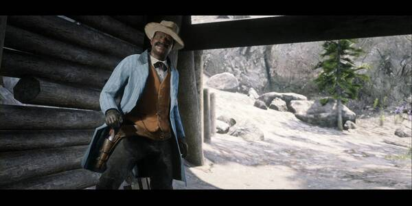 Misiones de cazarrecompensas en Red Dead Redemption 2