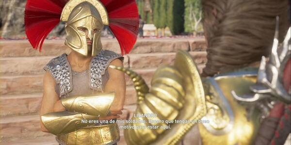 Ambición en Assassin's Creed Odyssey - Misión secundaria