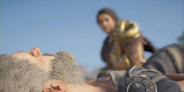 Un justo castigo en Assassin's Creed Odyssey - Misión secundaria