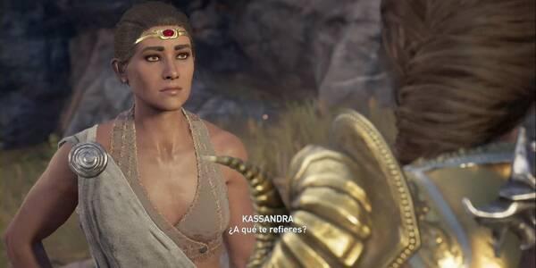 La petición de Artemisa en Assassin's Creed Odyssey - Misión secundaria