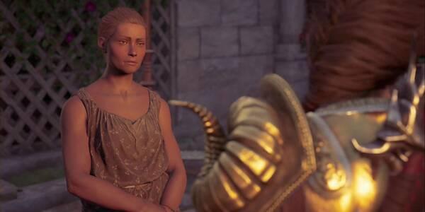 Conflicto con rehenes en Assassin's Creed Odyssey - Misión secundaria