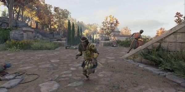 Rabiosa y enjaulada en Assassin's Creed Odyssey - Misión secundaria