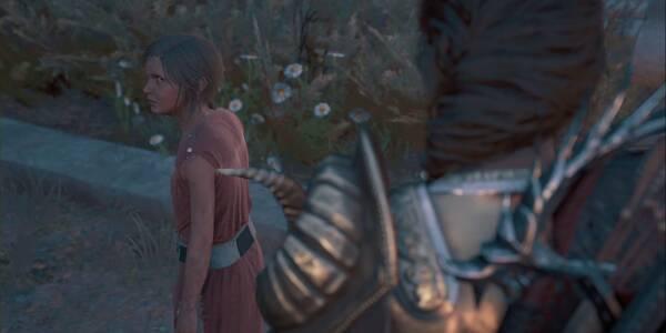 La letra con sangre entra en Assassin's Creed Odyssey - Misión secundaria