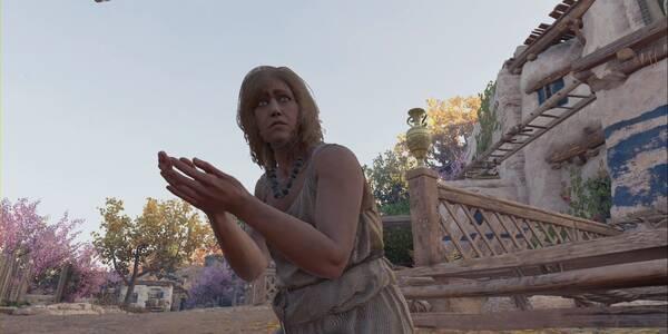 La venganza del lobo en Assassin's Creed Odyssey - Misión secundaria