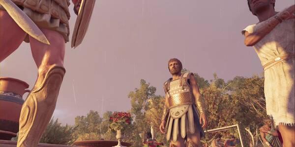 Por el pueblo en Assassin's Creed Odyssey - Misión secundaria