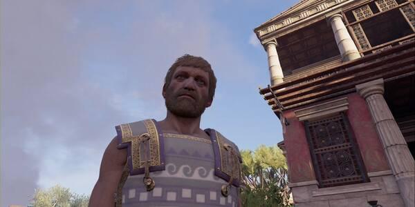 Aquel que para en Assassin's Creed Odyssey - Misión secundaria