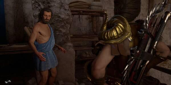 Huida de Atenas en Assassin's Creed Odyssey - Misión principal