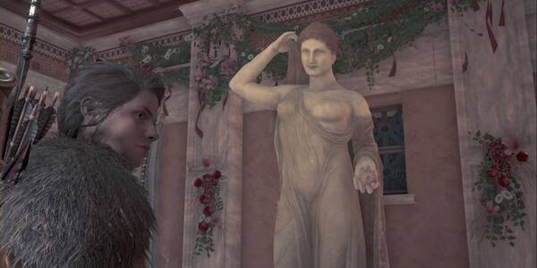El simposio de Pericles en Assassin's Creed Odyssey - Misión principal