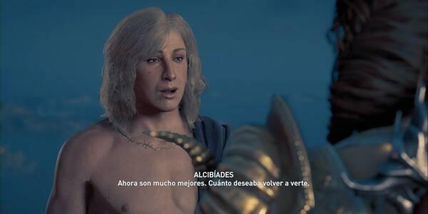 Cuidado, frágil en Assassin's Creed Odyssey - Misión secundaria