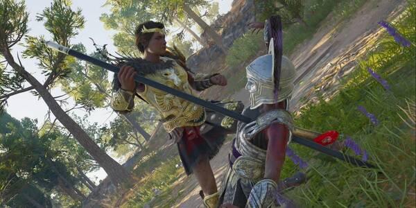 Cenizas a las cenizas en Assassin's Creed Odyssey - Misión principal