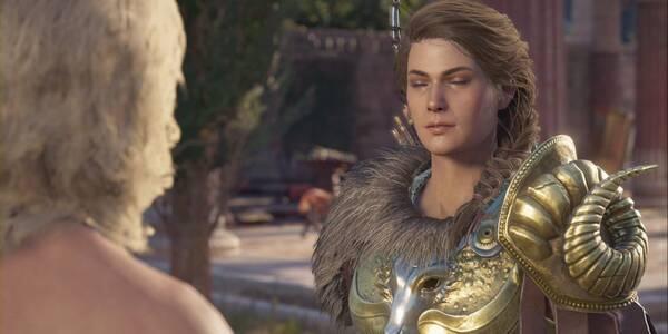 Sed testigos en Assassin's Creed Odyssey - Misión secundaria