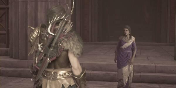 La última esperanza de Atenas en Assassin's Creed Odyssey - Misión principal