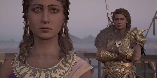 Las plegarias de una madre en Assassin's Creed Odyssey