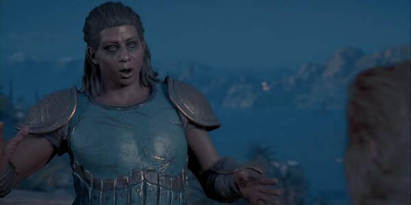 Pluma en mano en Assassin's Creed Odyssey - Misión secundaria