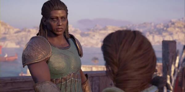 Tesoro de valor incalculable en Assassin's Creed Odyssey - Misión secundaria