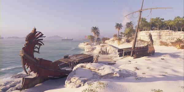 Dilema en la cantera en Assassin's Creed Odyssey - Misión principal